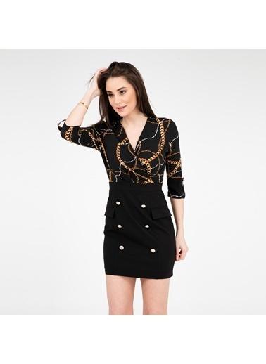 Ayhan Elbise Siyah